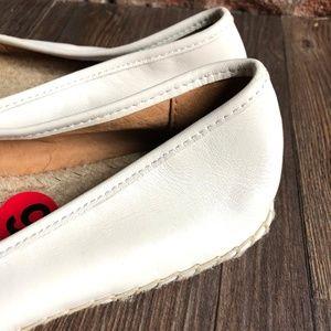 Coach Shoes - COACH RHODELLE Espadrille Flats Shoes Leather ~ 6